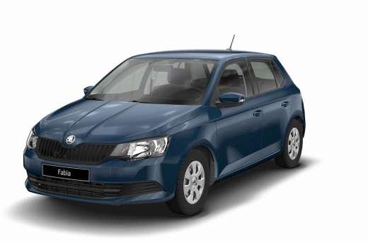Škoda Fabia Active Plus