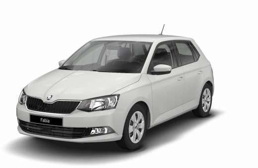 Škoda Fabia DSG Ambition Plus