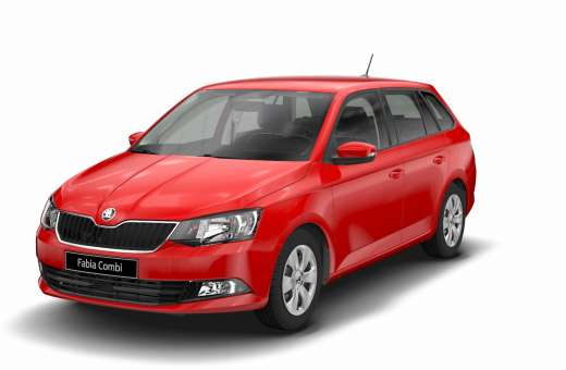 Škoda Fabia Combi Ambition Plus