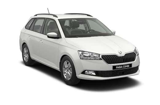 Škoda Fabia Combi 125 Let