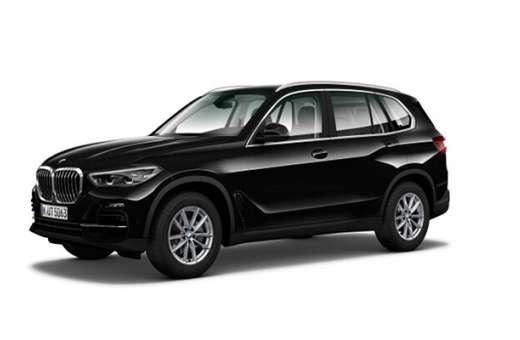 Nová BMW X5 xDrive30d