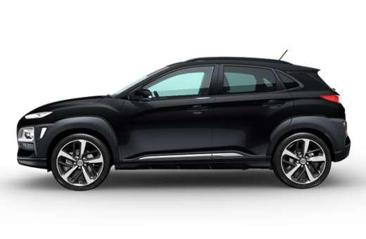 Hyundai Kona Style + Traveller