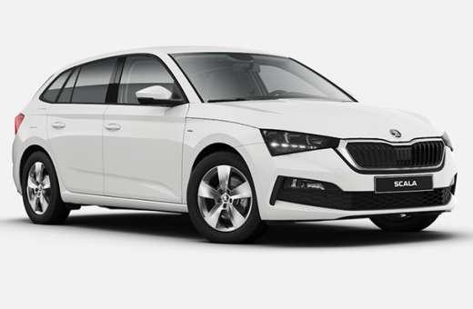 Škoda Scala 125 Let