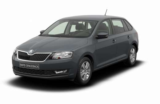 Škoda Rapid Spaceback Ambition