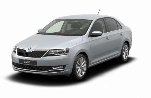 Škoda Rapid Style