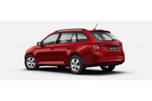 Škoda Fabia Combi Ambition