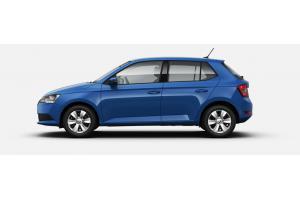 Škoda Fabia Active 1.0 TSI 70 kW
