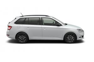 Škoda Fabia Combi Black DSG