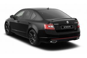 Škoda Octavia RS DSG