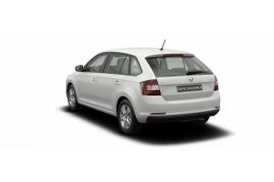 Škoda Rapid Spaceback Ambition