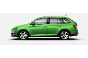 Škoda Fabia Combi Scoutline - Style