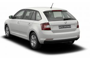 Rapid Spaceback Ambition Plus