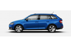 Škoda Fabia Combi Scoutline - Ambition