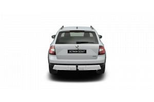 Škoda Octavia Combi Scout DSG 4x4