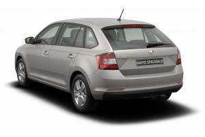 Škoda Rapid Spaceback Ambition Plus