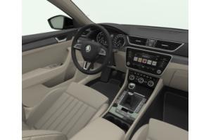 Škoda Superb Combi Style Plus