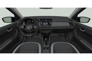 Škoda Fabia Combi Style DSG