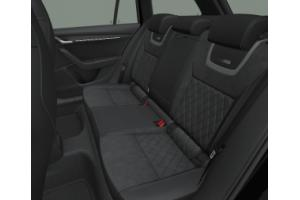 Škoda Octavia Combi RS DSG