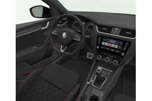 Octavia RS Combi DSG Navi 4x4