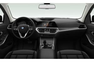 Nové BMW 320d Limousine