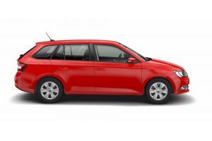 Škoda Fabia Combi Ambition Plus