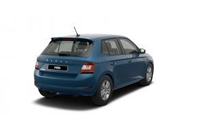 Škoda Fabia 125 Let