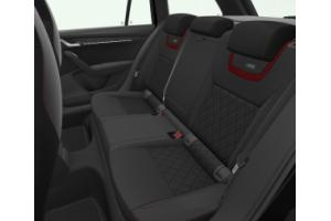 Octavia RS Combi Challenge
