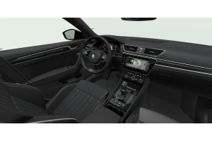 Škoda Superb L&K DSG 4x4